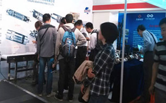 Seaparks attend the Sixth China International Logistics Exhibition