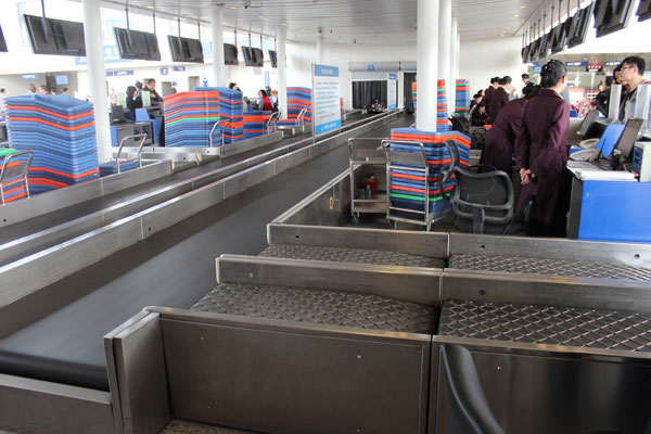 baggage system